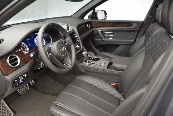 Used 2018 Bentley Bentayga W12 Signature for sale Sold at Alfa Romeo of Westport in Westport CT 06880 22