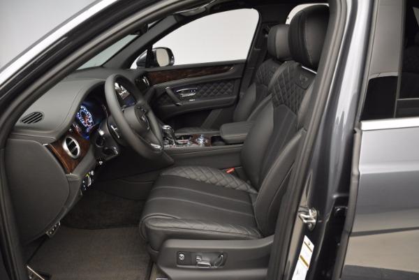 Used 2018 Bentley Bentayga W12 Signature for sale Sold at Alfa Romeo of Westport in Westport CT 06880 23