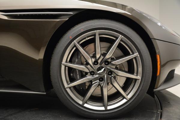 New 2018 Aston Martin DB11 V12 for sale Sold at Alfa Romeo of Westport in Westport CT 06880 20
