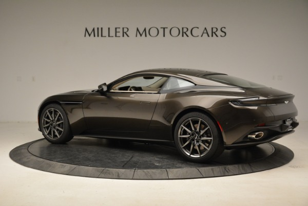 New 2018 Aston Martin DB11 V12 for sale Sold at Alfa Romeo of Westport in Westport CT 06880 4