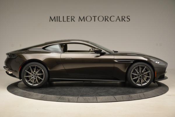 New 2018 Aston Martin DB11 V12 for sale Sold at Alfa Romeo of Westport in Westport CT 06880 9