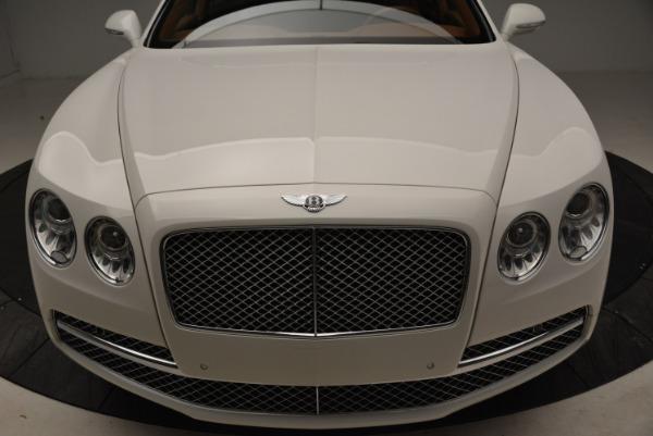 Used 2014 Bentley Flying Spur W12 for sale Sold at Alfa Romeo of Westport in Westport CT 06880 13