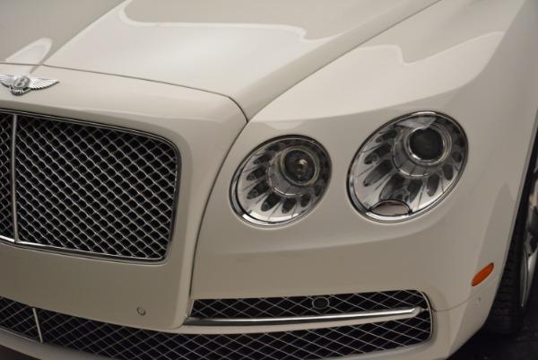 Used 2014 Bentley Flying Spur W12 for sale Sold at Alfa Romeo of Westport in Westport CT 06880 16