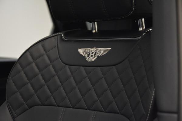 Used 2017 Bentley Bentayga for sale Sold at Alfa Romeo of Westport in Westport CT 06880 22