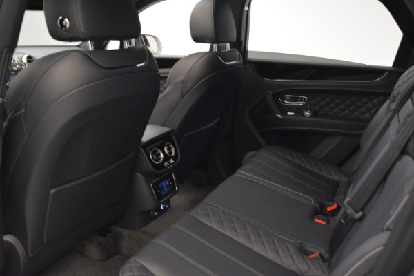 Used 2017 Bentley Bentayga for sale Sold at Alfa Romeo of Westport in Westport CT 06880 24