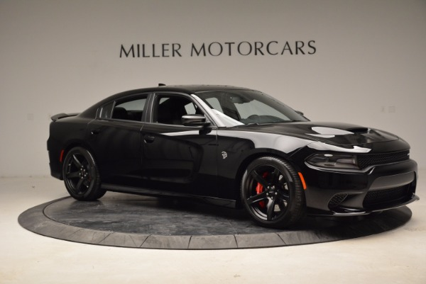 Used 2017 Dodge Charger SRT Hellcat for sale Sold at Alfa Romeo of Westport in Westport CT 06880 10