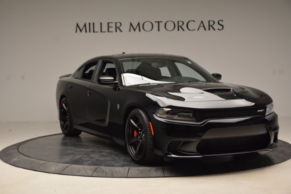 Used 2017 Dodge Charger SRT Hellcat for sale Sold at Alfa Romeo of Westport in Westport CT 06880 11