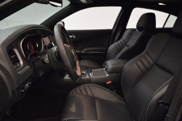 Used 2017 Dodge Charger SRT Hellcat for sale Sold at Alfa Romeo of Westport in Westport CT 06880 13