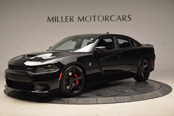 Used 2017 Dodge Charger SRT Hellcat for sale Sold at Alfa Romeo of Westport in Westport CT 06880 2
