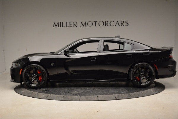 Used 2017 Dodge Charger SRT Hellcat for sale Sold at Alfa Romeo of Westport in Westport CT 06880 3