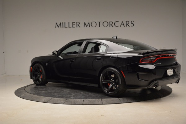 Used 2017 Dodge Charger SRT Hellcat for sale Sold at Alfa Romeo of Westport in Westport CT 06880 4