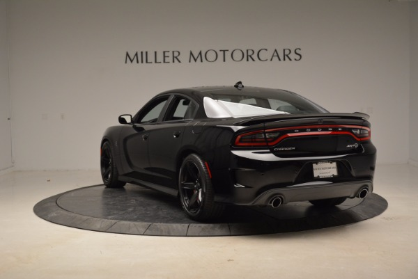 Used 2017 Dodge Charger SRT Hellcat for sale Sold at Alfa Romeo of Westport in Westport CT 06880 5