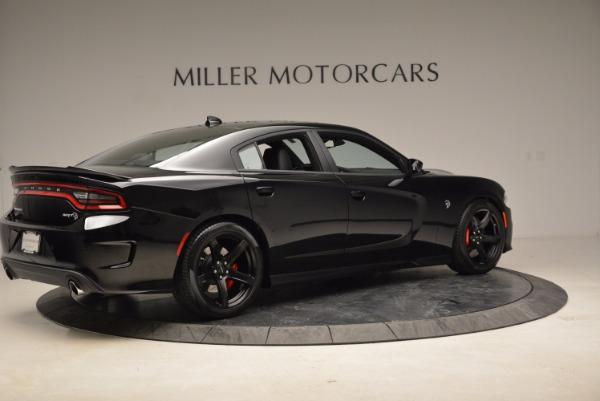 Used 2017 Dodge Charger SRT Hellcat for sale Sold at Alfa Romeo of Westport in Westport CT 06880 8