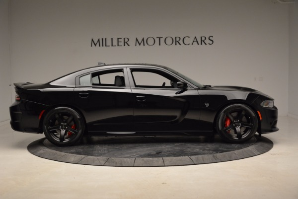 Used 2017 Dodge Charger SRT Hellcat for sale Sold at Alfa Romeo of Westport in Westport CT 06880 9