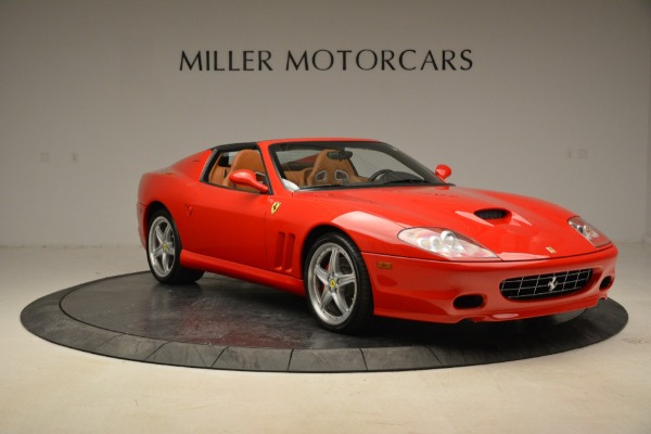 Used 2005 FERRARI Superamerica for sale $329,900 at Alfa Romeo of Westport in Westport CT 06880 10