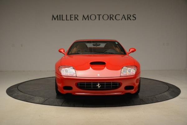 Used 2005 Ferrari Superamerica for sale $299,900 at Alfa Romeo of Westport in Westport CT 06880 11