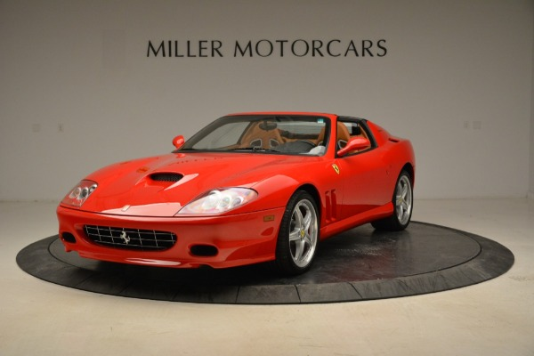 Used 2005 FERRARI Superamerica for sale $329,900 at Alfa Romeo of Westport in Westport CT 06880 12