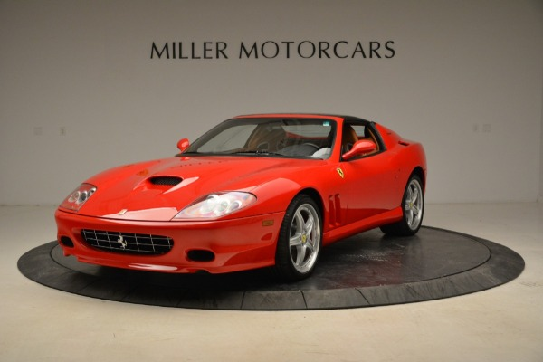 Used 2005 FERRARI Superamerica for sale $329,900 at Alfa Romeo of Westport in Westport CT 06880 13