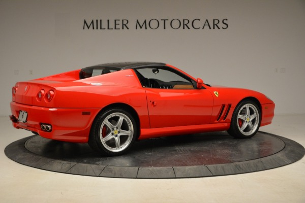 Used 2005 FERRARI Superamerica for sale $329,900 at Alfa Romeo of Westport in Westport CT 06880 18