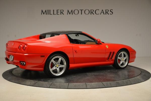 Used 2005 Ferrari Superamerica for sale $299,900 at Alfa Romeo of Westport in Westport CT 06880 18