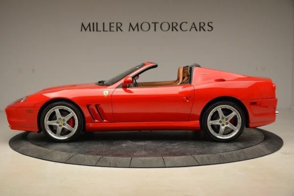 Used 2005 Ferrari Superamerica for sale $299,900 at Alfa Romeo of Westport in Westport CT 06880 2