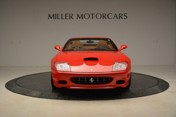 Used 2005 FERRARI Superamerica for sale $329,900 at Alfa Romeo of Westport in Westport CT 06880 21