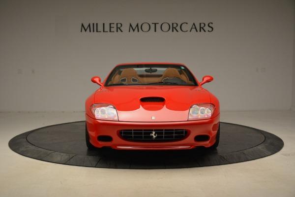 Used 2005 Ferrari Superamerica for sale $299,900 at Alfa Romeo of Westport in Westport CT 06880 21