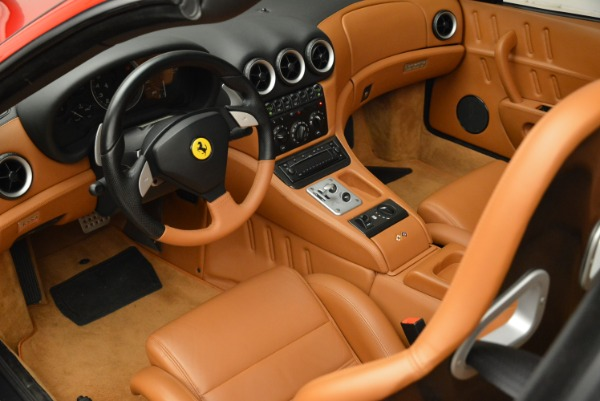 Used 2005 FERRARI Superamerica for sale $329,900 at Alfa Romeo of Westport in Westport CT 06880 23