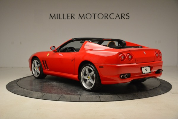 Used 2005 FERRARI Superamerica for sale $329,900 at Alfa Romeo of Westport in Westport CT 06880 4