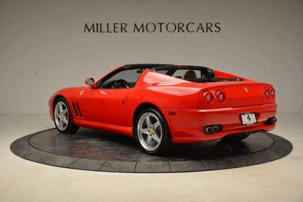 Used 2005 Ferrari Superamerica for sale $299,900 at Alfa Romeo of Westport in Westport CT 06880 4