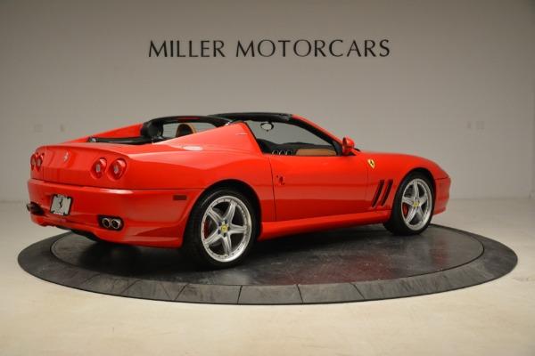 Used 2005 Ferrari Superamerica for sale $299,900 at Alfa Romeo of Westport in Westport CT 06880 7