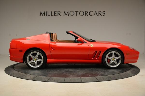 Used 2005 Ferrari Superamerica for sale $299,900 at Alfa Romeo of Westport in Westport CT 06880 8