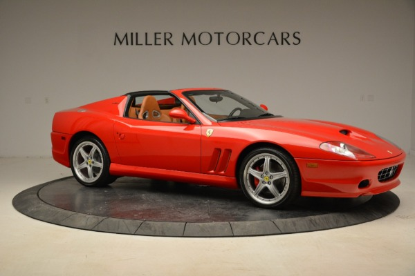 Used 2005 FERRARI Superamerica for sale $329,900 at Alfa Romeo of Westport in Westport CT 06880 9