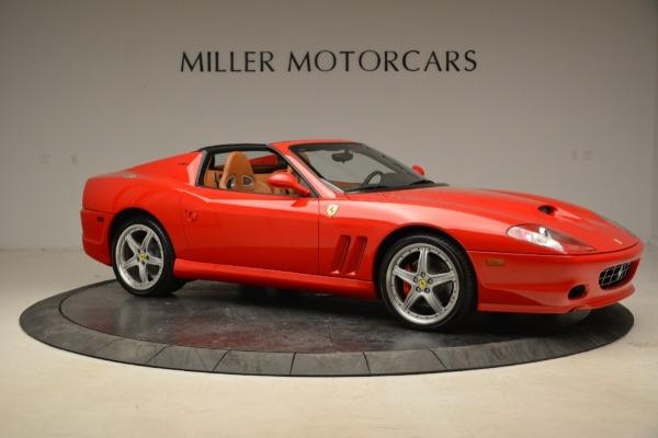 Used 2005 Ferrari Superamerica for sale $299,900 at Alfa Romeo of Westport in Westport CT 06880 9