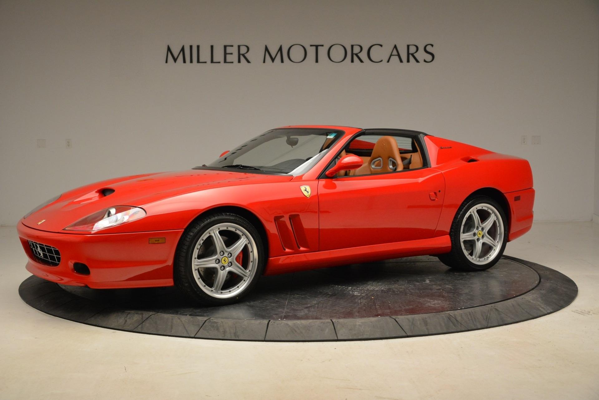 Used 2005 Ferrari Superamerica for sale $299,900 at Alfa Romeo of Westport in Westport CT 06880 1