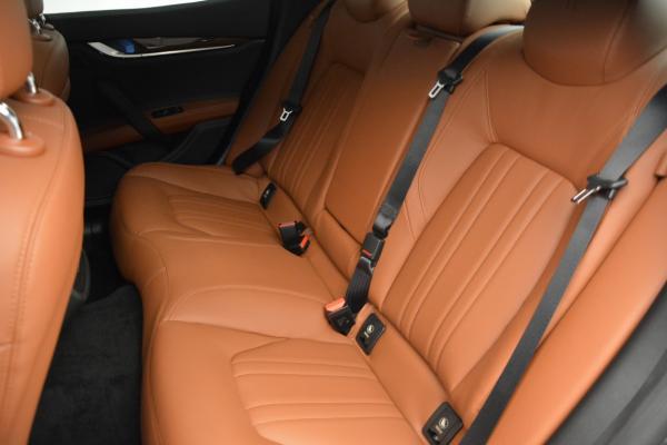 Used 2016 Maserati Ghibli S Q4 for sale Sold at Alfa Romeo of Westport in Westport CT 06880 15