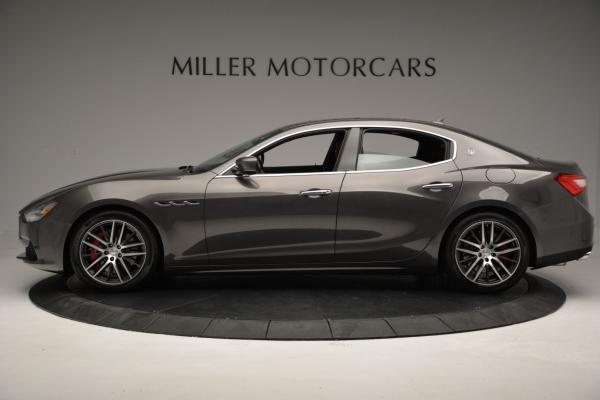 Used 2016 Maserati Ghibli S Q4 for sale Sold at Alfa Romeo of Westport in Westport CT 06880 3