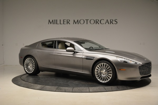 Used 2014 Aston Martin Rapide S for sale Sold at Alfa Romeo of Westport in Westport CT 06880 10