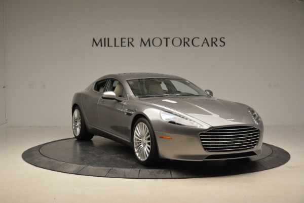 Used 2014 Aston Martin Rapide S for sale Sold at Alfa Romeo of Westport in Westport CT 06880 11