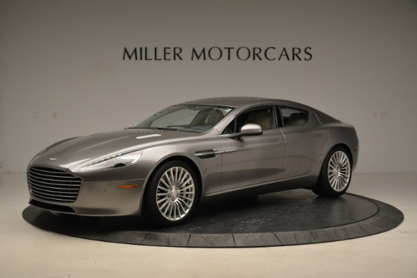 Used 2014 Aston Martin Rapide S for sale Sold at Alfa Romeo of Westport in Westport CT 06880 2