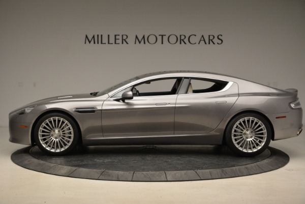 Used 2014 Aston Martin Rapide S for sale Sold at Alfa Romeo of Westport in Westport CT 06880 3