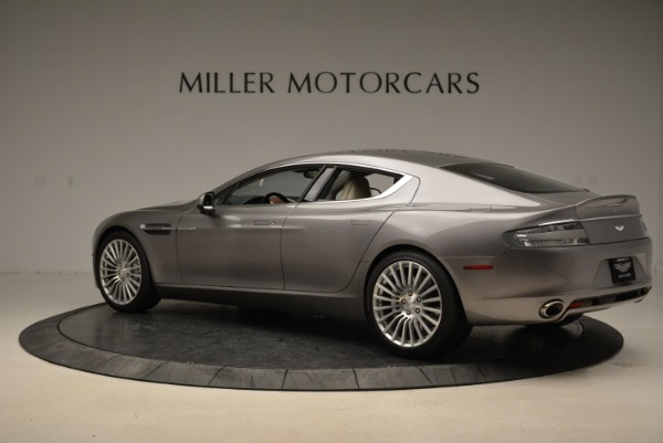 Used 2014 Aston Martin Rapide S for sale Sold at Alfa Romeo of Westport in Westport CT 06880 4