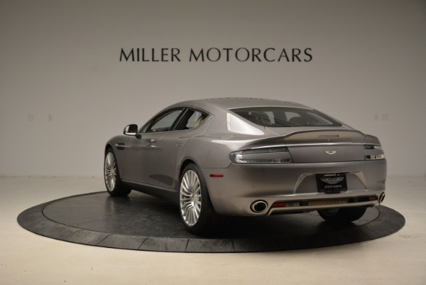 Used 2014 Aston Martin Rapide S for sale Sold at Alfa Romeo of Westport in Westport CT 06880 5