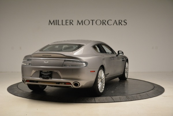 Used 2014 Aston Martin Rapide S for sale Sold at Alfa Romeo of Westport in Westport CT 06880 7