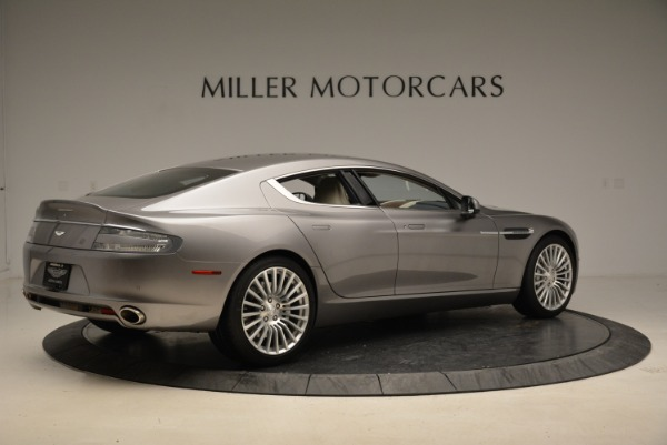 Used 2014 Aston Martin Rapide S for sale Sold at Alfa Romeo of Westport in Westport CT 06880 8
