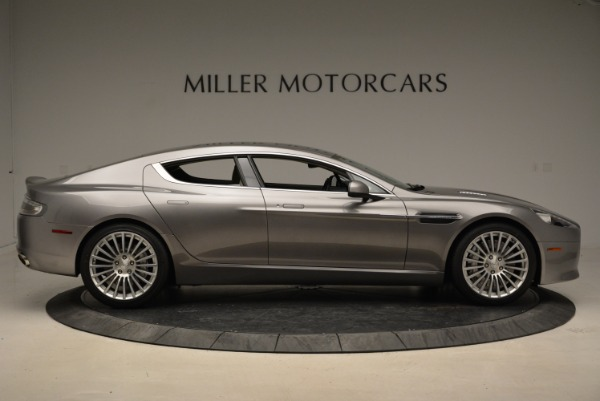 Used 2014 Aston Martin Rapide S for sale Sold at Alfa Romeo of Westport in Westport CT 06880 9