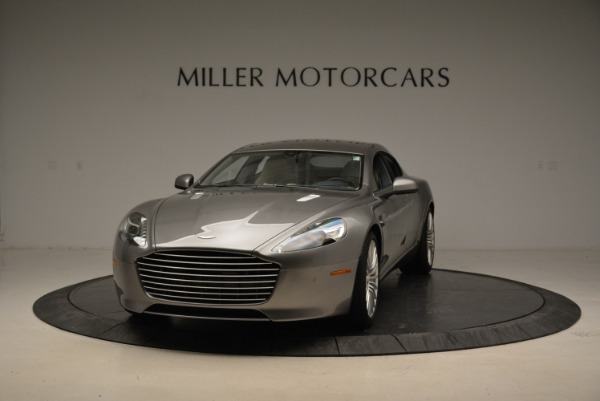 Used 2014 Aston Martin Rapide S for sale Sold at Alfa Romeo of Westport in Westport CT 06880 1