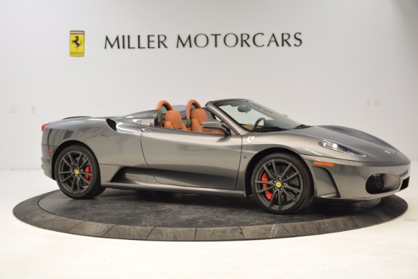Used 2008 Ferrari F430 Spider for sale Sold at Alfa Romeo of Westport in Westport CT 06880 10