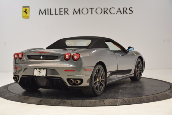 Used 2008 Ferrari F430 Spider for sale Sold at Alfa Romeo of Westport in Westport CT 06880 19