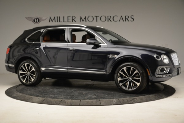 Used 2017 Bentley Bentayga W12 for sale Sold at Alfa Romeo of Westport in Westport CT 06880 10